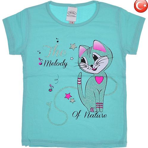 Детская футболка (2-8) Артикул: 12832