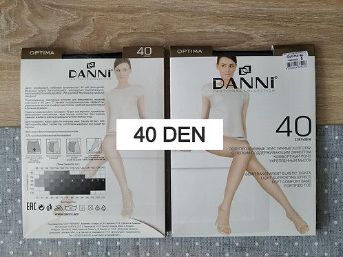 Колготки Danni Optima капроновые 40 DEN