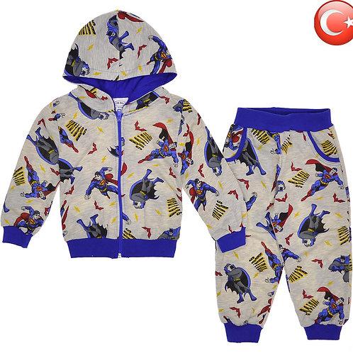 Детский костюм с начесом 4-7 Артикул: 12884