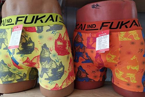 Боксеры модных ярких расцветок 70% хлопка хорошего качества. Артикул 1196