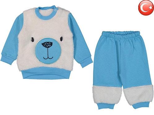Детский костюм евромахра 74-86 Артикул: 11689