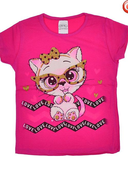 Детская футболка (2-8) Артикул: 12843