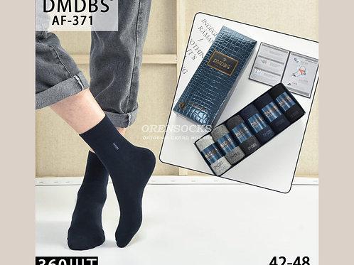 DMDBS Мужские ароматизированные носки по 6 шт в коробке арт. AF-371