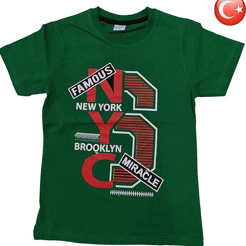 Детская футболка (9-12) Артикул: 11045