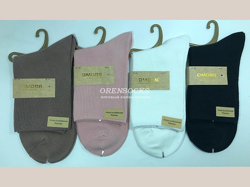 DMDBS носки женские хлопковые с ослабленной резинкой арт. BL-98
