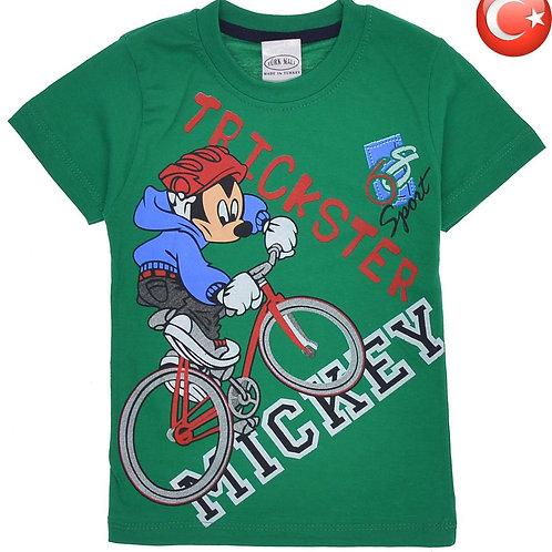 Детская футболка 2-8 Артикул: 10722