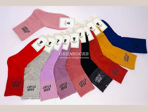 Детские носочки DMDBS отличного качества из хорошего хлопка, разных расцветок ар