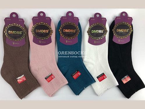 Женские носки хлопковые  медицинские отличного качества   арт B-010