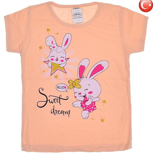 Детская футболка (2-8) Артикул: 12827