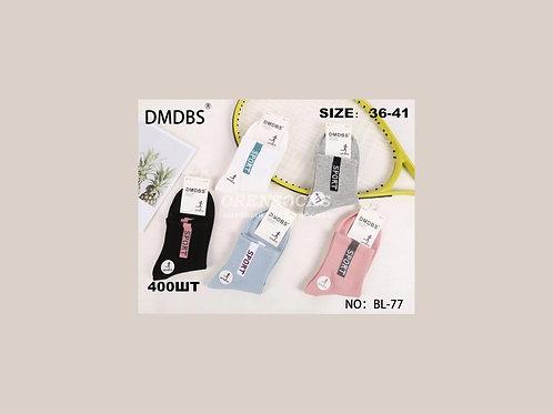 DMDBS женские плотные носки СПОРТ артикул  BL-77