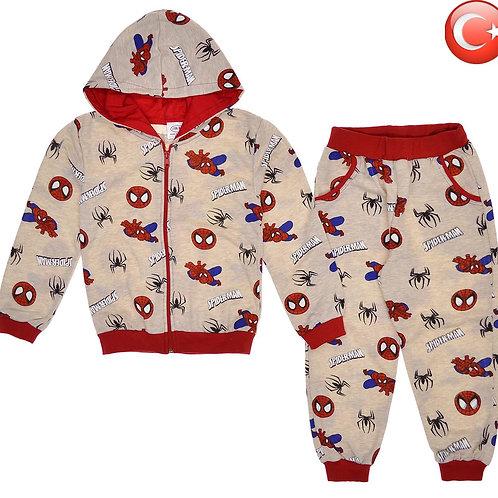 Детский костюм с начесом 4-7 Артикул: 12885