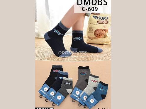 DMDBS Детские носки внутри махра мягкие хорошего качества  арт C609