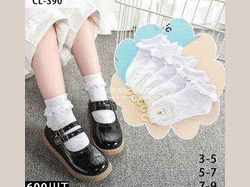 Детские летние носочки для девочек из хлопка CL-390