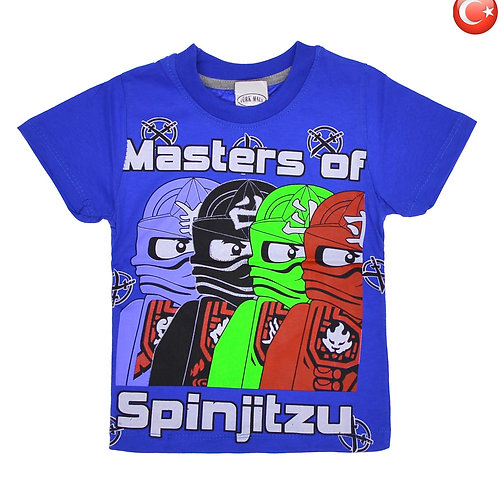 Детская футболка (2-8) Артикул: 12839