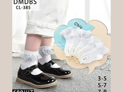Детские летние носочки для девочек из хлопка CL-385