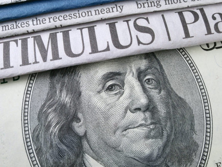 I Didn't Get My Stimulus Money