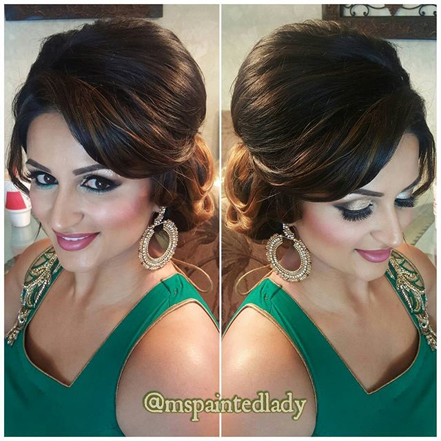 💄MEHNDI BRIDE 🎨__Painted honey! #nofilter #noedit This bride is so stunning