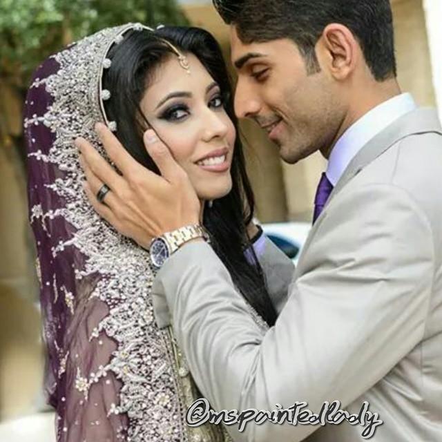 Valima bride