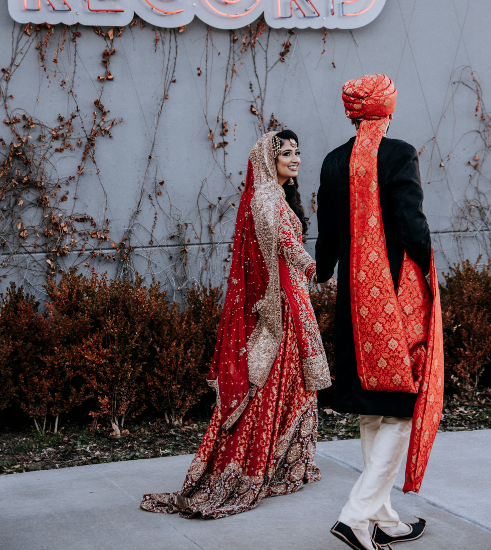 Shaadi bride