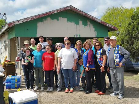 Thank You Eagle Pass Rotary Club