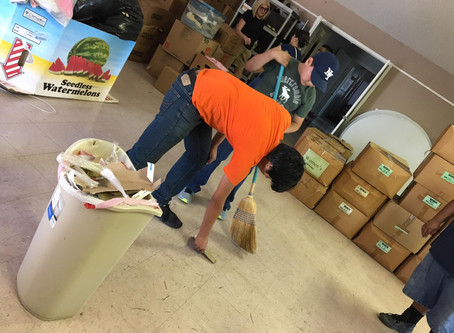 Mission Border Hope Immigrant donation storage gets some help