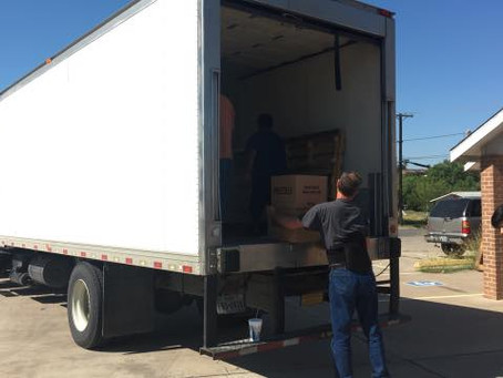Thank you for your donations from Daily Bread on June 7, 2019