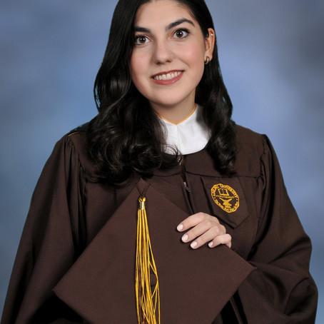 Senior Reflection: Maria Giovanna Jumper