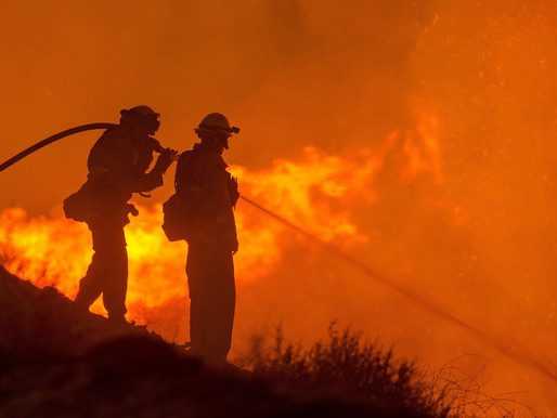 Only Accepting Climate Change Can Douse West Coast Wildfires