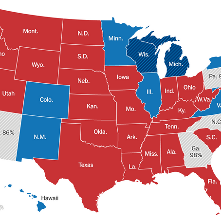 Biden wins Wisconsin and Michigan, Now What's Next for this Election?