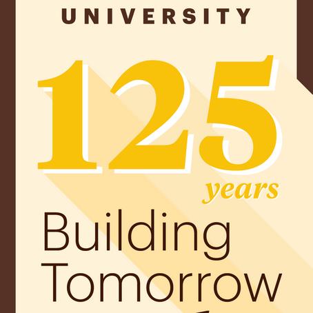 Building Tomorrow Together: Adelphi Celebrates 125 Years