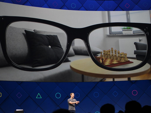 Seeing the Future: Facebook's New Product Could be a Response to Social Distancing