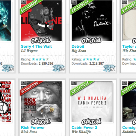 Datpiff: The Best/Worst Streaming Service