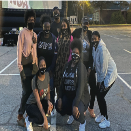 Drive-In for Black Lives: A Student Organized Movement for Action
