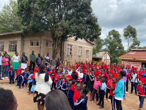 A Trip to Kenya: When Teachers Become Students