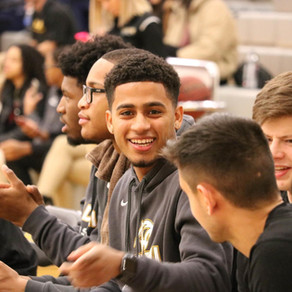 Panther Spotlight: Isaiah Salter Looks Forward to a Long-Delayed Debut on the Court
