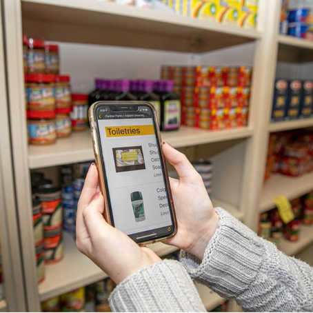 The Panther Pantry and Food Insecurity