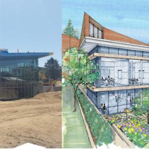 UC Renovations Progress and Relocations