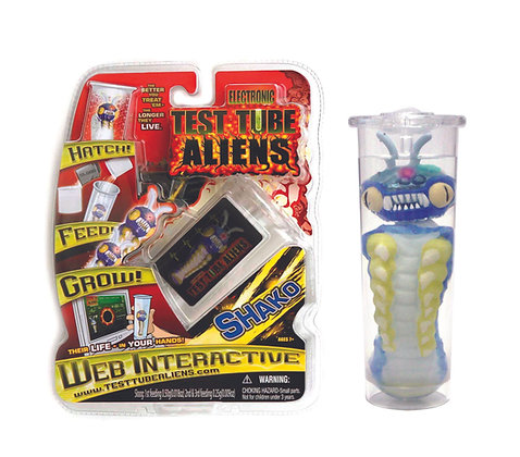 "Test Tube Aliens - ""Shako"""