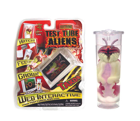 "Test Tube Aliens - ""Takon"""