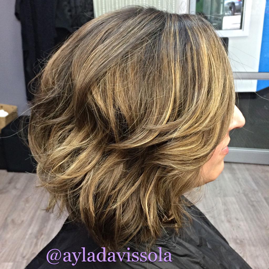 Haircut & Highlight