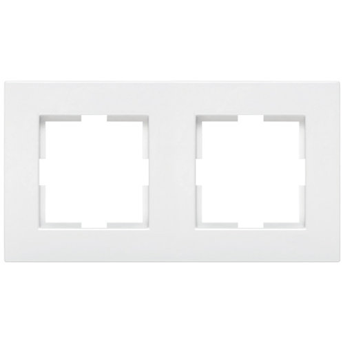 Panasonic Sorolókeret (2-es) vízszintes, fehér