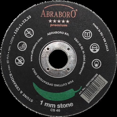 ABRABORO® Chili premium kővágó korong