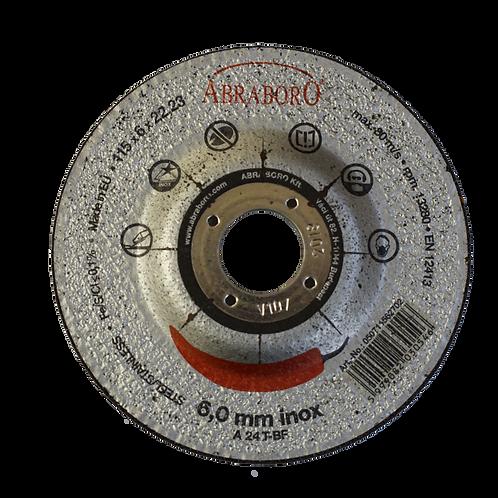 ABRABORO® Chili INOX fémtisztító