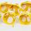 Thumbnail: Gipszkartondoboz süllyesztett kerek 65-ös 3-as gumis kábelbevezetéssel