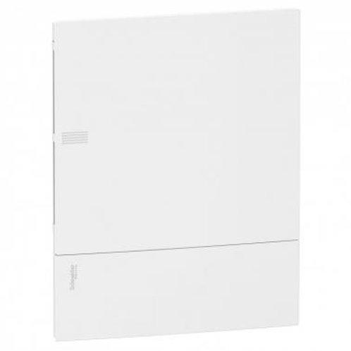 Kiselosztó sülly. 3x12M, teli ajtó PE+N, fehér