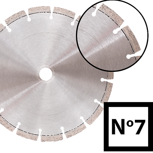 ABRABORO® Univerzális gyémánttárcsa No.7