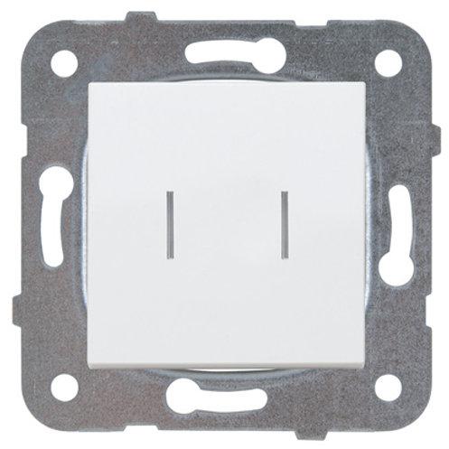 Panasonic Érintőkapcsoló (csillár) keret nélkül, fehér