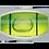 Thumbnail: BAHCO Zsinór vízmérték, ALU, mégneses, 75mm, 21 g