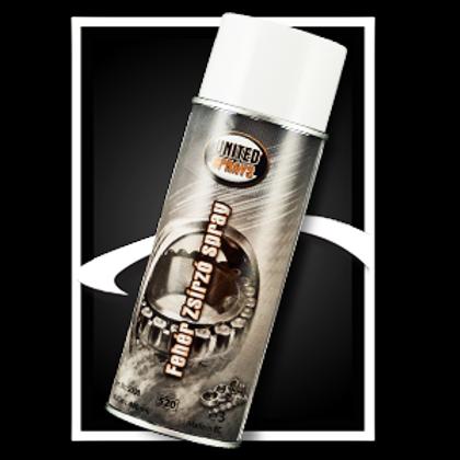 Fehér zsírzó spray 400ml
