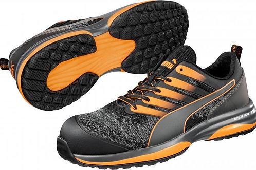 Puma Charge Orange Low S1P ESD HRO SRC munkavédelmi cipő